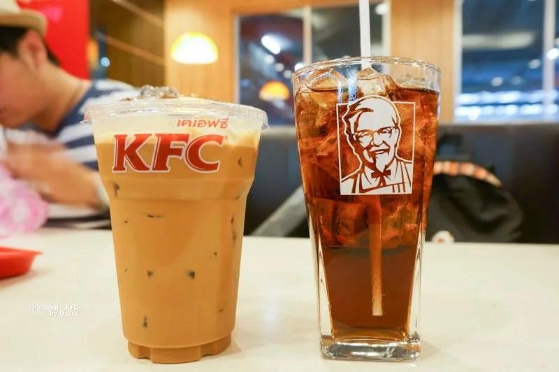 泰國旅遊, 曼谷旅遊, 曼谷美食, 泰國肯德基, KFC, 曼谷自助旅行, 曼谷自由行KFC-3
