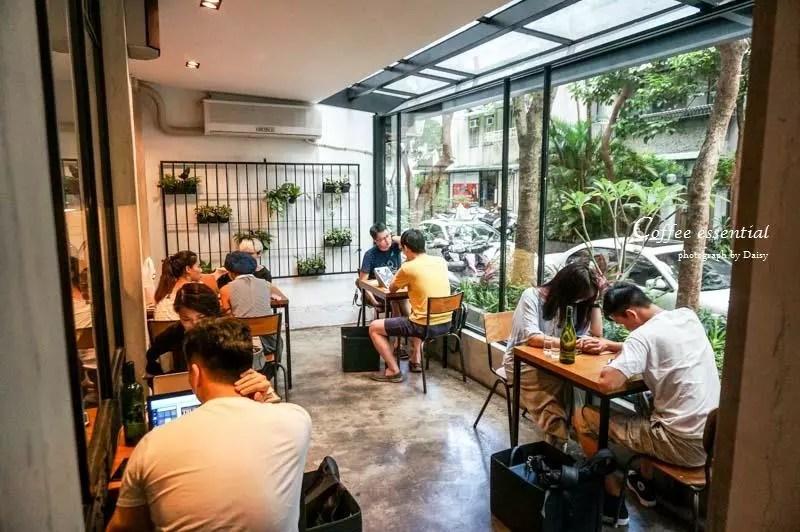 民生工寓, 民生社區, 台北咖啡廳, 台北下午茶, coffeeessential