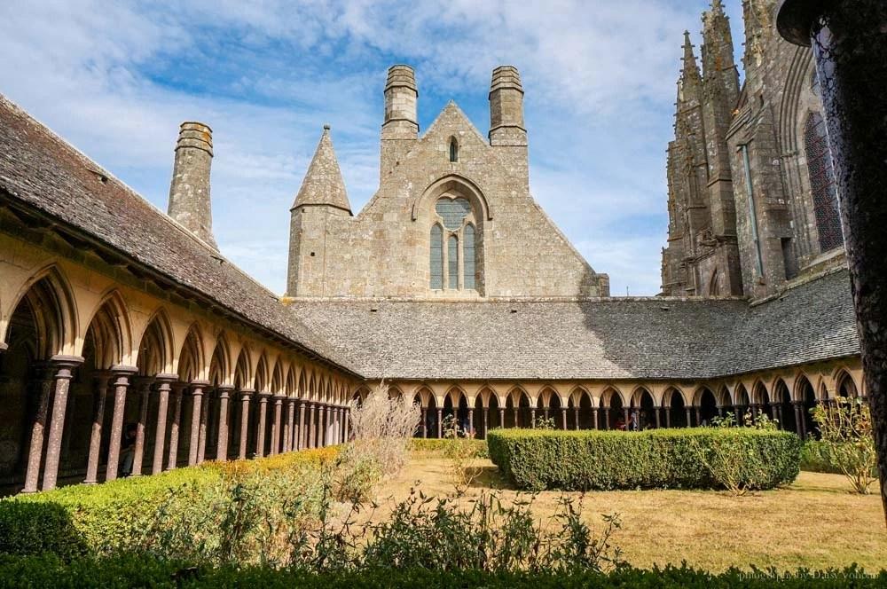 法國景點,聖米歇爾山,SaintMichel,Mont-Saint-Michel,西法景點,世界文化遺產,黛西優齁,黛西環歐,環歐之旅,歐洲自助,法國自助