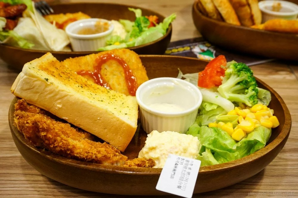 toast-forest,土司森林,南門總店,中興大學,早午餐,台中早午餐,台中美食,南門路
