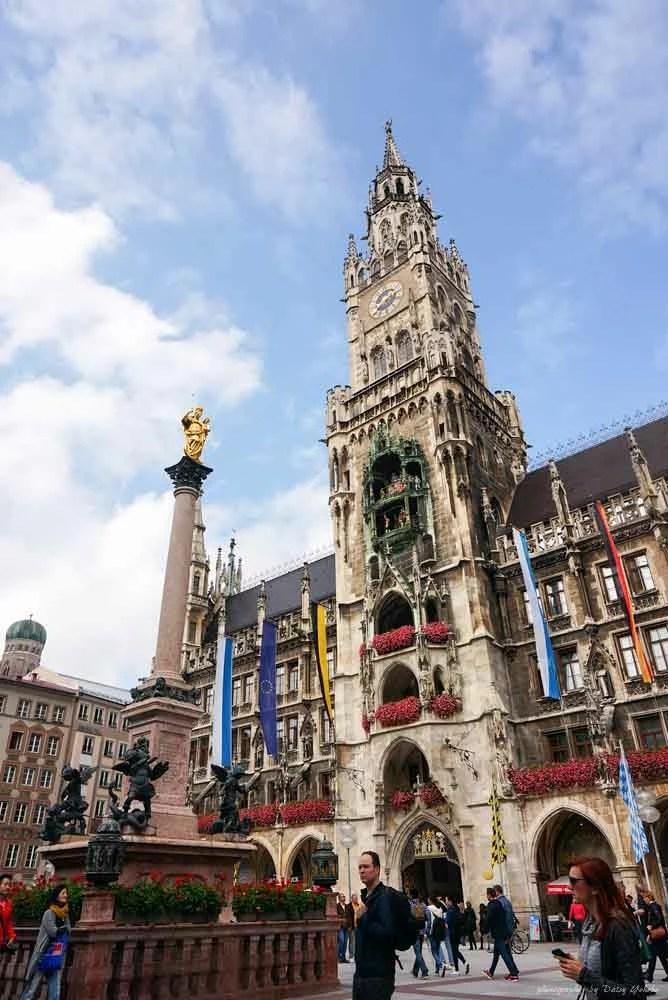 德國, 慕尼黑, 慕尼黑市區, 慕尼黑一日遊, 德國自由行, 慕尼黑景點, 啤酒節, munchen, 德國自助旅行, 東歐