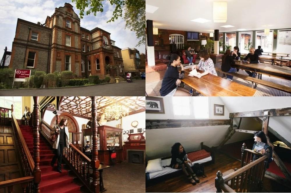 英國倫敦住宿推薦 |Palmers Lodge Swiss Cottage(瑞士小屋朝聖者酒店) 平價青年旅館