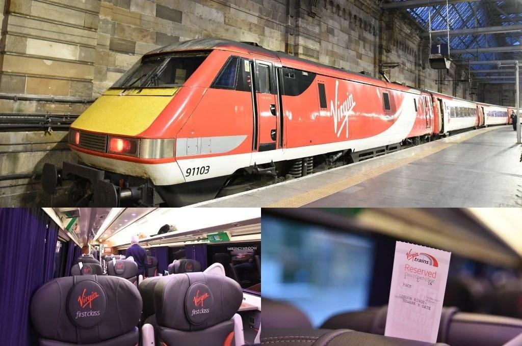 英國火車通行證, 英國全區火車通行證, 英國自由行, 英國自助旅行, 約克, 愛丁堡, 英國火車