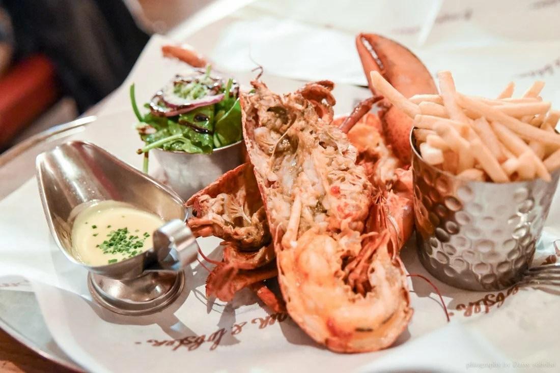 倫敦美食, 龍蝦大餐, 倫敦龍蝦, Burger&Lobster, 倫敦自由行, 英國自助旅行, 高CP值餐廳