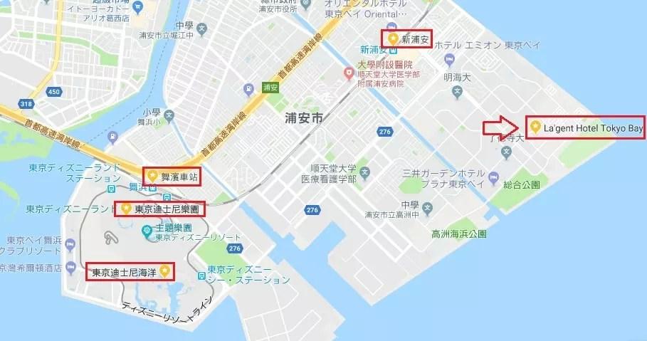 lagent-hotel, 拉根特酒店, agoda, 東京迪士尼, 迪士尼住宿, 東京, 東京旅遊, 日本旅遊, 免費早餐