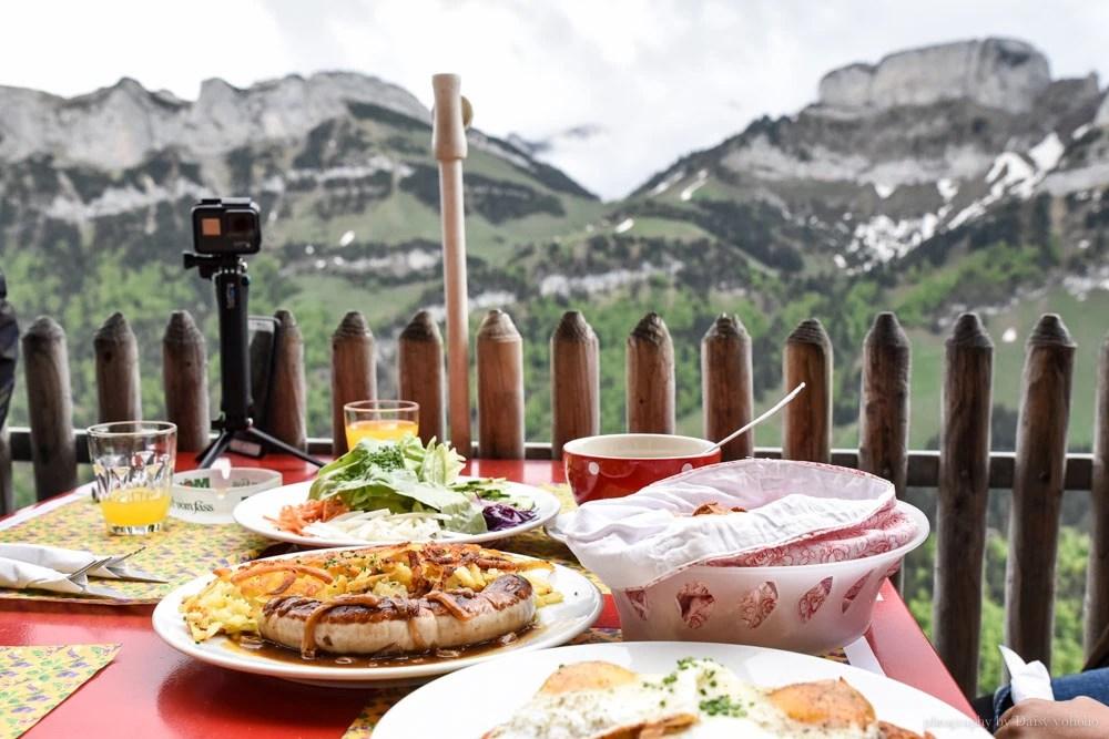 峭壁餐廳, 懸崖餐廳, 瑞士自助, 世界最美餐廳, 瑞士自由行, 瑞士美食, 洞穴教堂, ebenalp, Appenzell, 阿彭策健行, Berggasthaus Aescher,