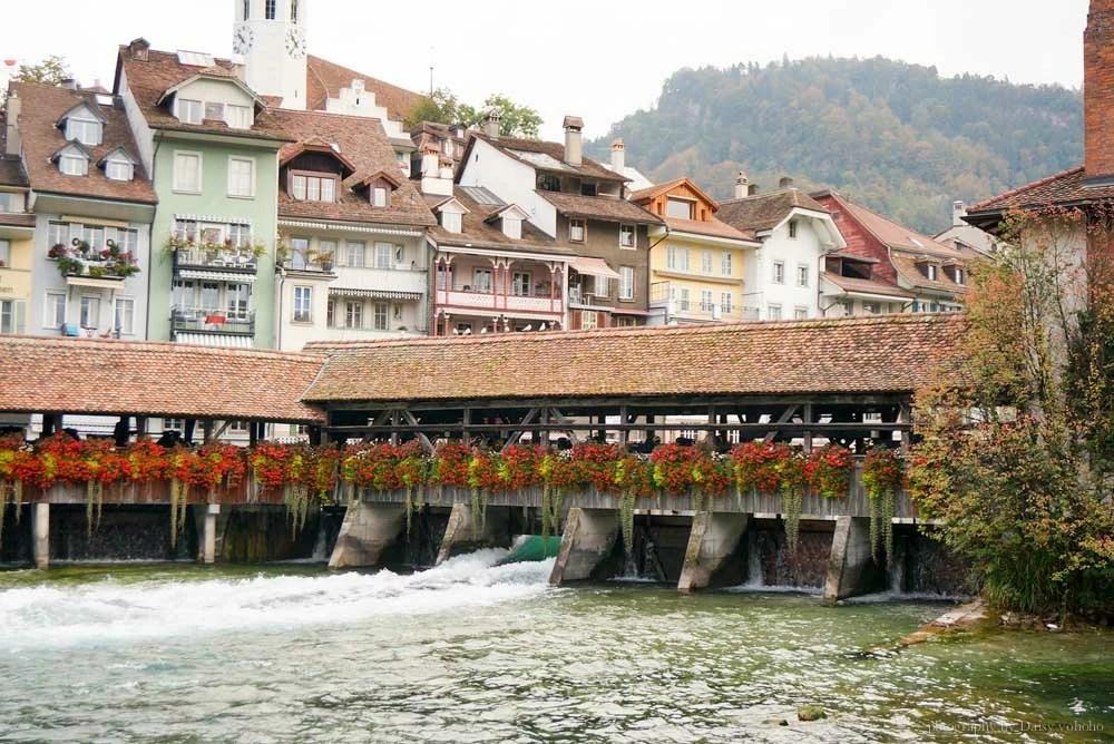 圖恩, Thun, 阿勒河, 伯恩州, 瑞士自助, 瑞士自由行, 瑞士旅遊, 瑞士, 圖恩湖, 義大利語區