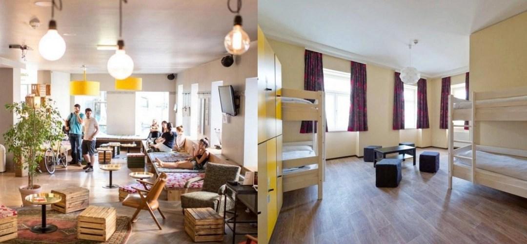 Wombat's City Hostels, 維也納住宿, 維也納住宿推薦, 維也納自助, 維也納自由行, 歐洲, 奧地利, 維也納, 安全區域