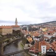 CK散步地圖, ck小鎮, 捷克, 庫倫洛夫交通, CK小鎮地圖, 城堡, 彩繪塔, 理髮師橋
