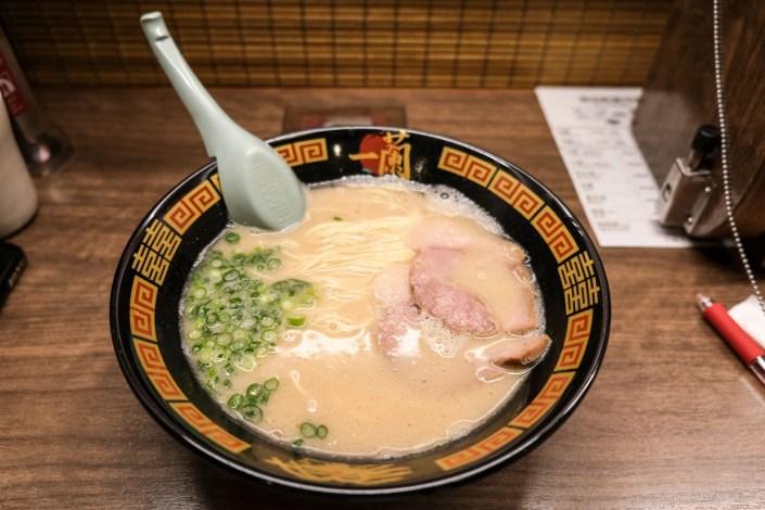 道頓崛, 一蘭拉麵, 大阪拉麵, 大阪美食, 大阪自由行, 大阪自助