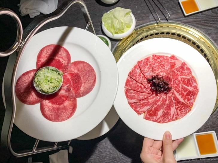 taichungg 7 - 屋馬燒肉 園邸店 | 沒訂位?等到宵夜場 23:30 才吃到的台中人氣燒肉店!!