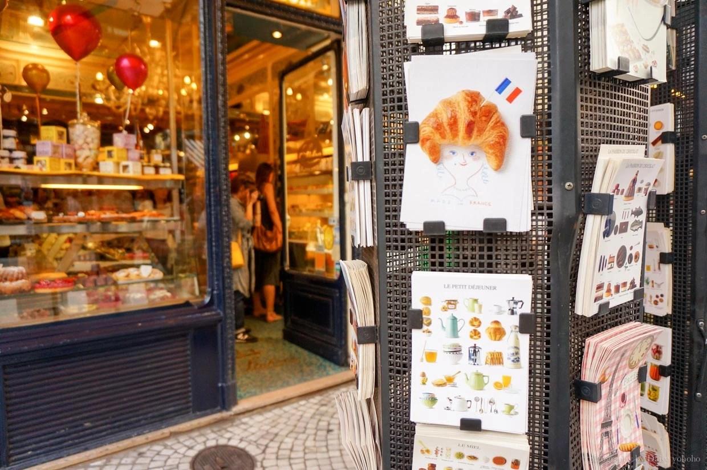 Stohrer, 巴黎美食, 巴黎甜點, 巴黎百年甜點, 英國女皇, 巴黎市集