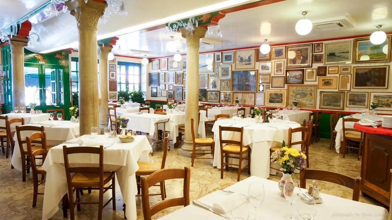Trattoria Da Romano, 威尼斯美食, 彩虹島美食, 魚湯燉飯, 米其林餐廳, 義大利美食
