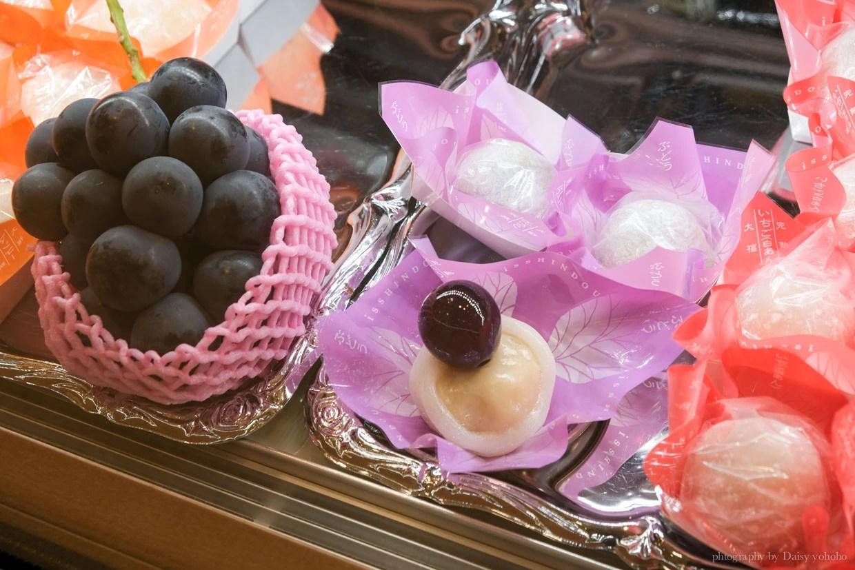 一心堂, issindo, 水果大福, 日式甜點, 梅田阪神百貨, 阪神百貨美食街, 梅田必吃