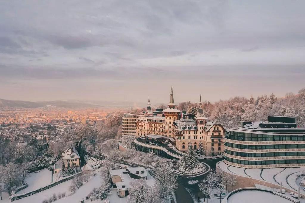 The Dolder Grand, 瑞士住宿, 瑞士飯店, 蘇黎世五星級飯店, 蘇黎世住宿, 湖景飯店