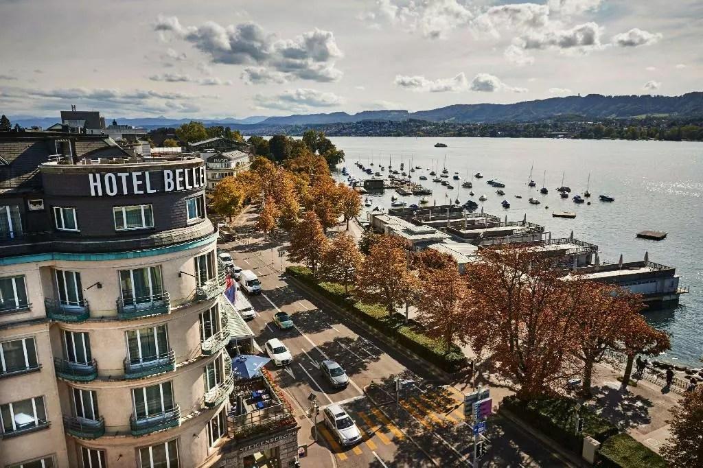 Steigenberger Hotel Bellerive Au Lac, 瑞士住宿, 瑞士飯店, 蘇黎世五星級飯店, 蘇黎世住宿, 湖景飯店