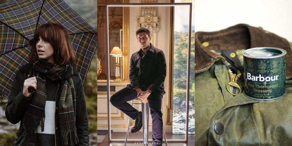 barbour, 英國品牌, 英國皮衣, 英國服飾