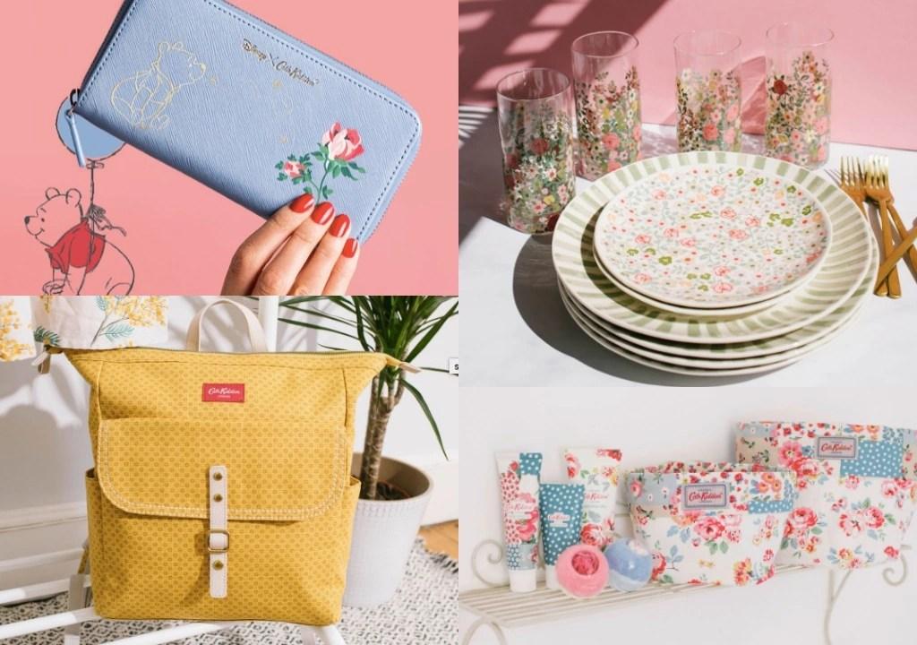 Cath Kidston, 英國小碎花品牌, 英國服飾, 英國鄉村風, 英國包包, 英國日常用品