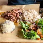 爸爸Kevin美食BBQ, Baba Kevin, Barbecue, 美式烤肉, 灌木牛胸肉, 豬頸肉, 行天宮站美食