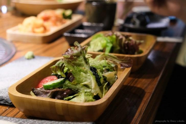 jokichi yakiniku 51 - 【熱血採訪】上吉燒肉 Yakiniku | 東區日式燒肉店 頂級和牛盛合「自由配」/ 專人燒烤服務