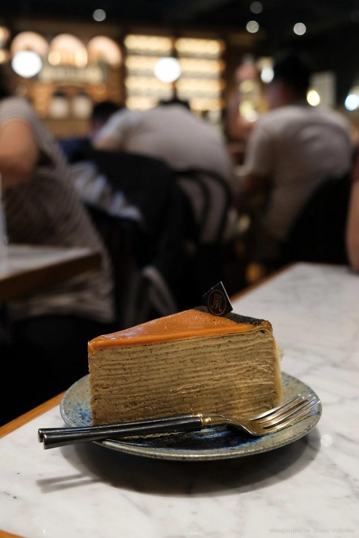 永心鳳茶, YONSHIN, 新光三越美食, 中山站美食, 新光南西店, 下午茶, 千層蛋糕, 台茶沙龍, 台茶飯館