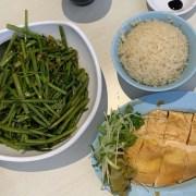 文慶雞, 新加坡餐廳, 台北美食, 忠孝復興站, 新加坡海南雞飯, 大安區美食, 新加坡文東記