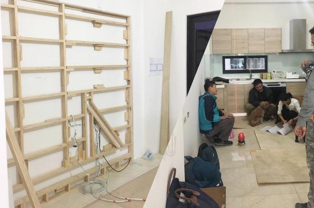kronosaxon, 超耐磨地板, 德國超耐磨, 居家裝潢, 新居裝潢