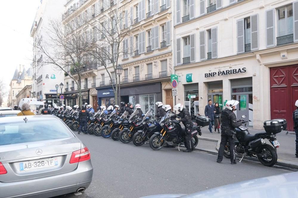 Le Bouquet des Archives, 瑪黑區美食, 瑪黑區餐廳, 瑪黑區咖啡廳, 巴黎早餐, 法式三明治, 巴黎咖啡廳
