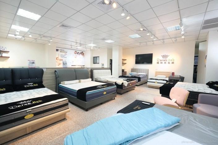 德瑞克名床, derekbed, 平價床墊, 床架, 抗菌枕, 獨立筒床墊, 保潔墊