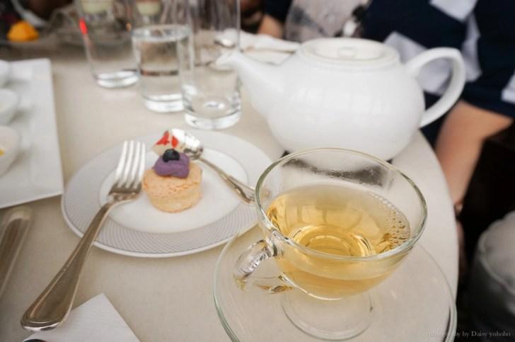 micropolo 27 - 台北六張犁站 馬可波羅 Marco Polo Lounge 下午茶,香格里拉遠東飯店 38F