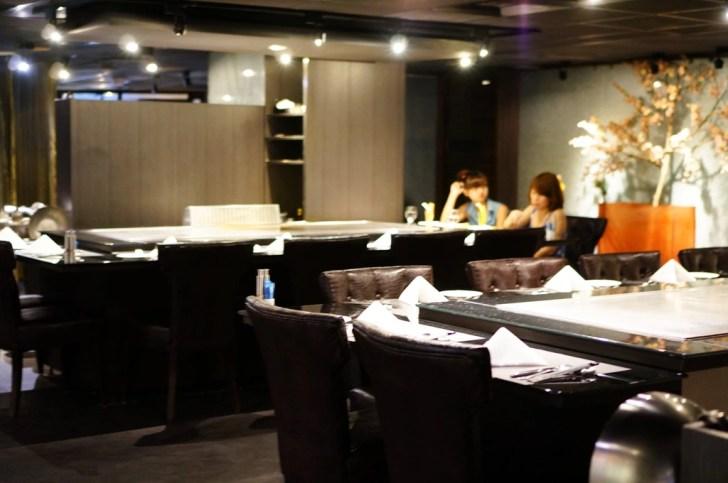 hana teppanyaki 42 - 台北 Hana 錵鐵板燒餐廳 農安街高級鐵板燒料理,回訪很多次還是很喜歡!
