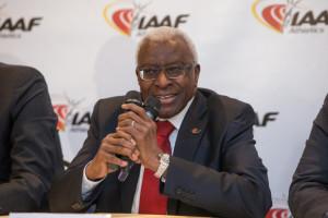 Lamine Diack IAF