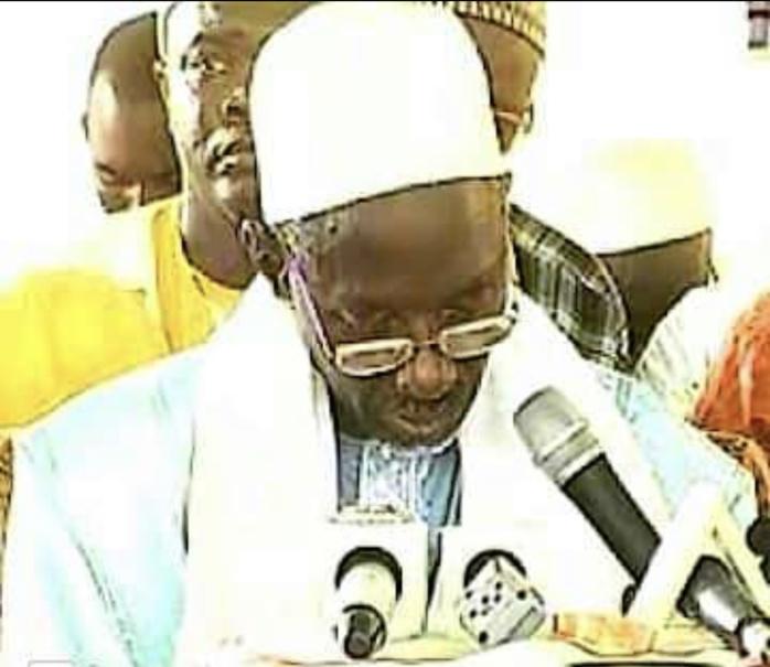 Serigne Bassirou Mbacké Habibou :