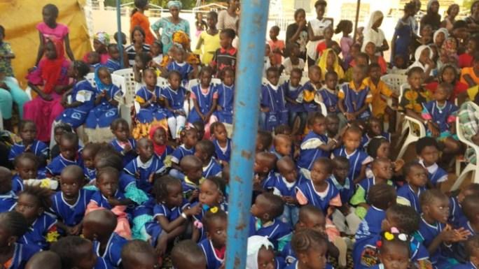 9e EDITION PRIX DE L'EXCELLENCE DJOLOFFACTU : Les meilleurs élèves de la commune de Mbeuleukhé primés et les écoles dotées de matériels.