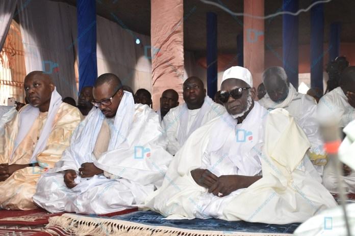 TOUBA- Les images de la prière de l'Aïd-El-Fitr effectuée sous la présence de Serigne Mountakha