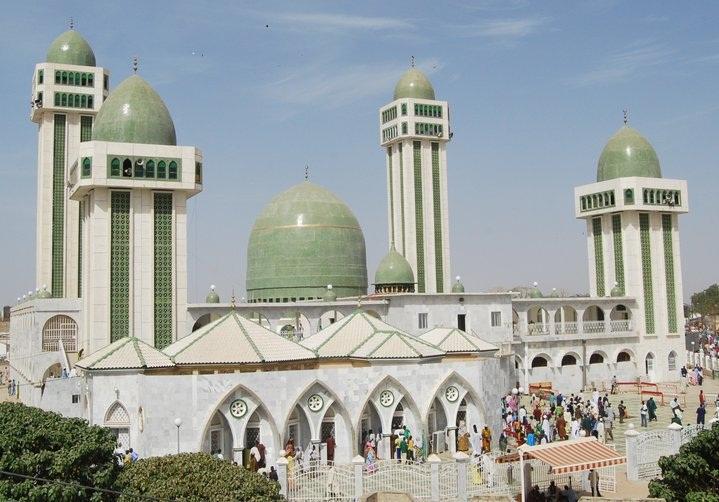mosquée Médina Baye