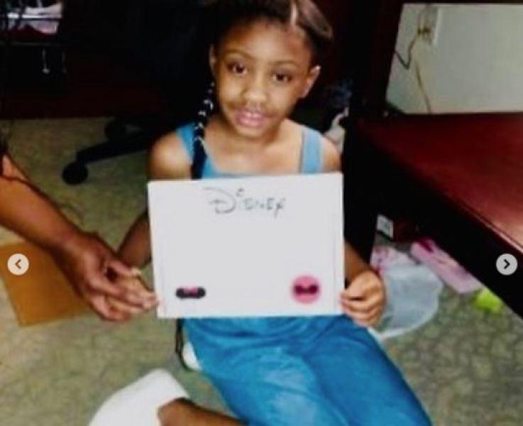 La fille de George Floyd devient une actionnaire de Disney