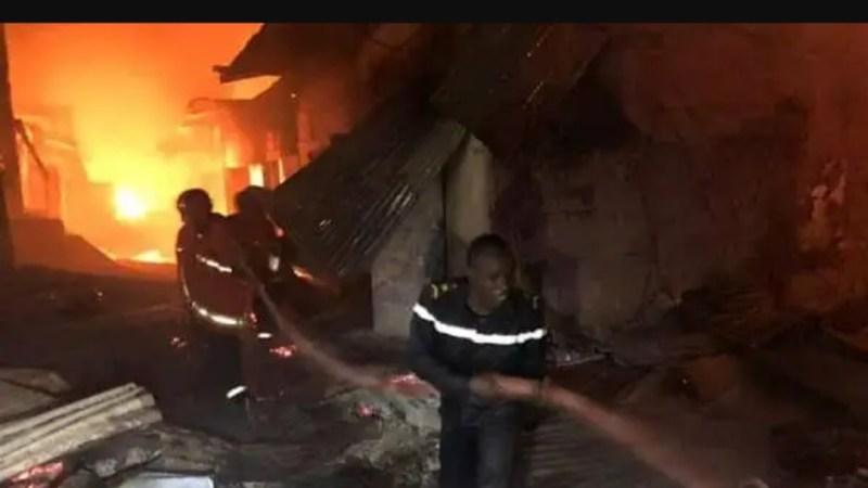 Drame à Saly: Un incendie fait Trois morts.