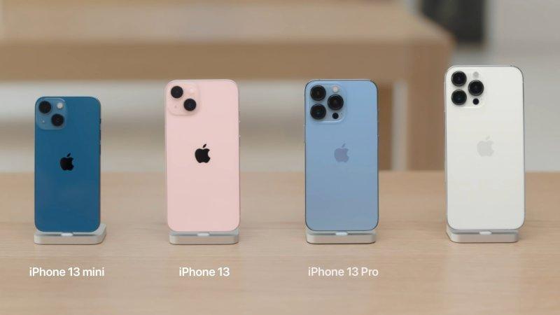 Iphone 13: prix, caractéristiques, date de sortie