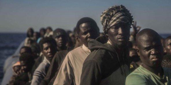 Immigration vers l'Europe: les autorités libyennes faiseurs de discriminatoire raciale