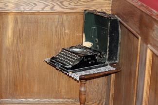 typewriter, manual, typing, vintage