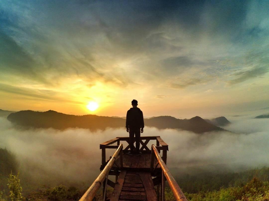 Lokasi dan Harga Tiket Masuk Bukit Panguk Jogja, Spot Wisata Baru Yang Lagi Hits Di Bantul - Daka Tour