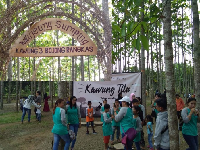 Lokasi Dan Rute Kawung 3 Bojong Rangkas Cikarang Destinasi Wisata Seru Cocok Untuk Pecinta Petualangan Daka Tour
