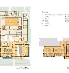 john f hodge high school renovation addition dake wells architecture springfield mo kansas city mo [ 1800 x 1200 Pixel ]
