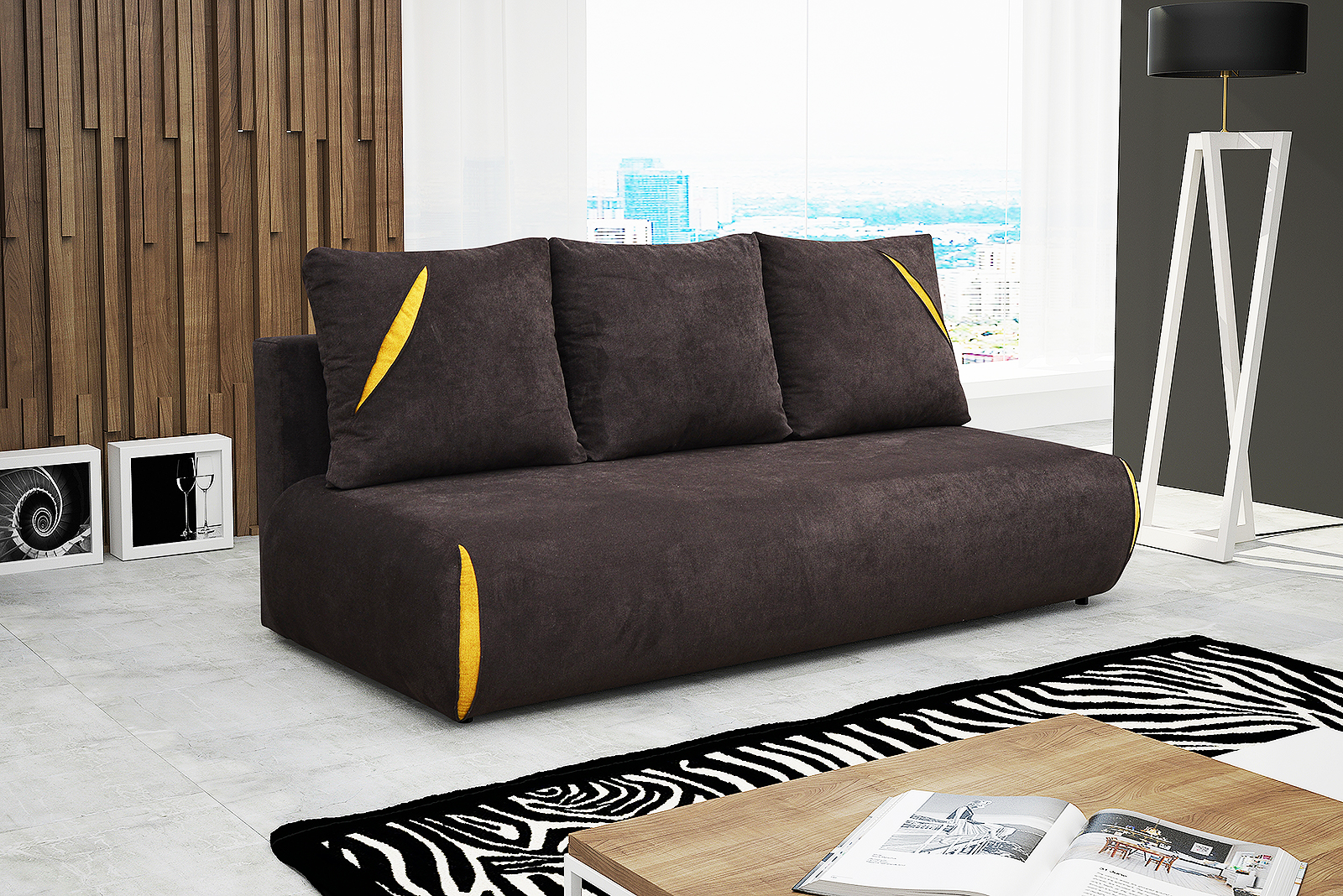 cuba futon sofa bed review donate to charity uk brown special offer dako furniture