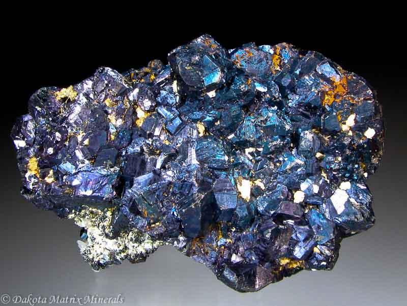 Bornite Mineral Specimen For Sale