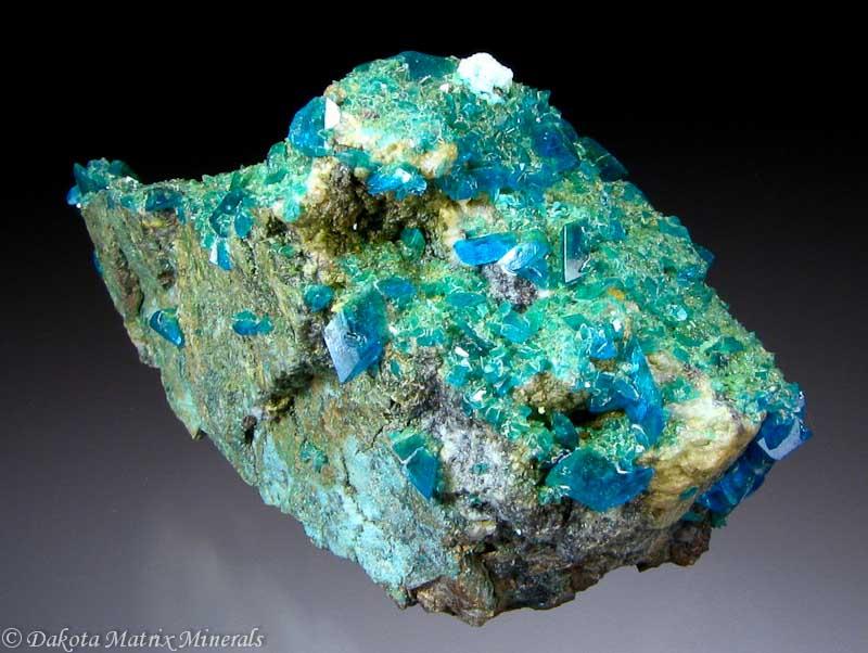 Chalcanthite Mineral Specimen For Sale
