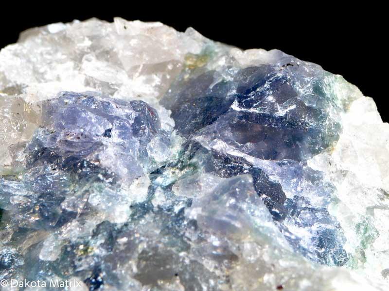 Cordierite Mineral Specimen For Sale