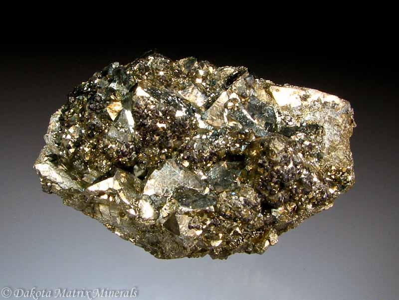Pyrite Mineral Specimen For Sale