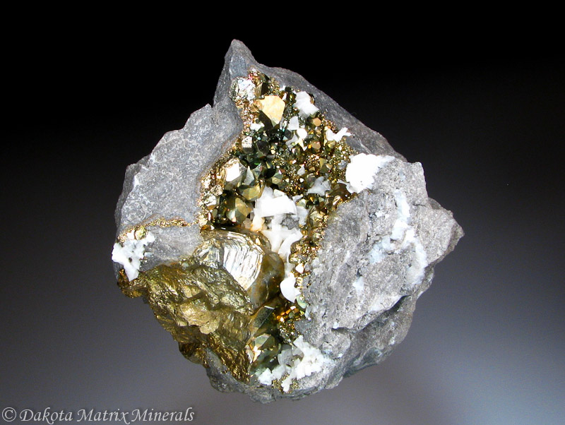 Pyrite Mineral Specimen For Sale